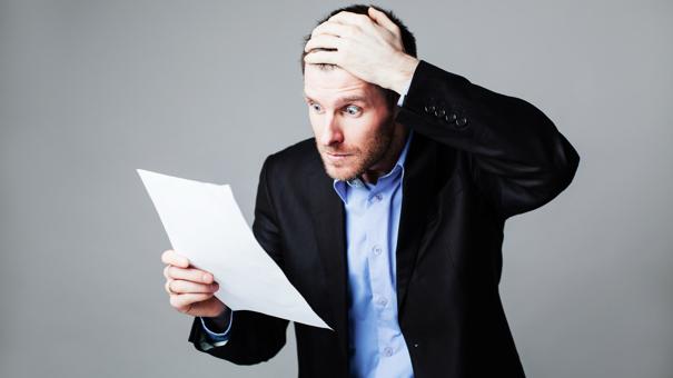 Erros ao Registrar uma Marca